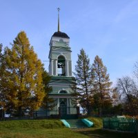 церковь :: Борис Устюжанин