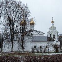 Церковь Введения во храм Пресвятой Богородицы :: Екатерина Рябцева
