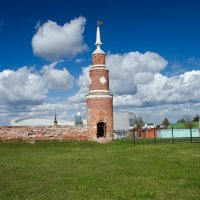 шпиль башни :: Екатерина Рябцева