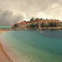... в преддверии озона... / Черногория, остров Св. Стефана/ :: Дмитрий Цымбалист