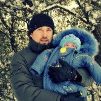 """""""Так вот, что такое снег..."""" :: Алина Финочек"""