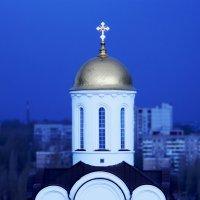 Храм Георгия Победоносца :: Таня Новикова