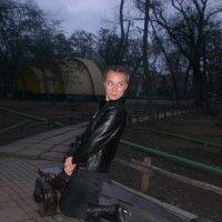 в парке :: Алена Иванова