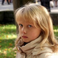 прекрасная незнакомка :: Татьяна Панчешная