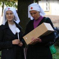 сестрички :: Татьяна Панчешная