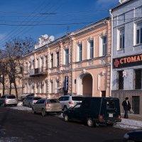Хорошая погода на Дмитриевской. Харьков :: Игорь Найда