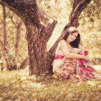 яблоневый сад :: Marina Manoylenko