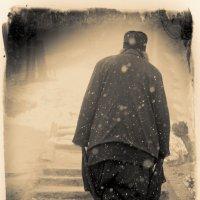 Монах.... :: Олечка Гельд