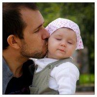 Отец и дочь :: Евгения Губарева