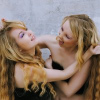 Сестры. Фото 2 :: Alla Markova