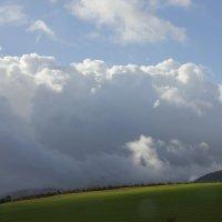 облачная лавина :: Любовь Шахгильдян
