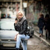 Городской портрет :: Дмитрий Булатов