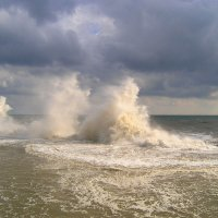 море,  шторм :: valeriy g_g