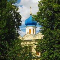 Никольский храм :: ольга хадыкина
