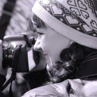 Ты сними,сними меня фотограф :: Дмитрий Арсеньев