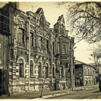 Дом доктора Финка. 1880. :: Игорь Найда