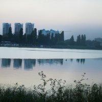 Река КУбань г.Краснодар :: Юлия Мешкова