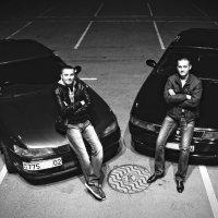 Mark & Chaser :: Вероника Галтыхина