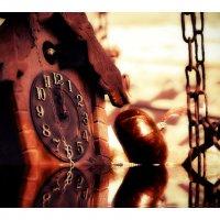 Старинные часы... :: Алексей Хаустов