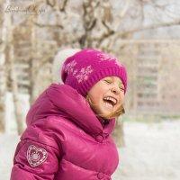 Мы смеялись и смеялись, лопнуть со смеху боялись... :: Олеся Бабикова