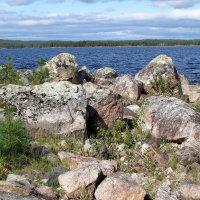 Здесь даже камни говорят :: Нина северянка
