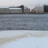 Нева в январе. :: Маера Урусова