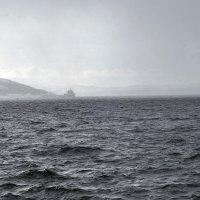 заряд шагает по заливу :: вадим измайлов