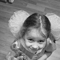 Маленькая принцесса :: Анна Мухамедзянова
