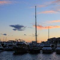 вечер на море :: Любовь Шахгильдян