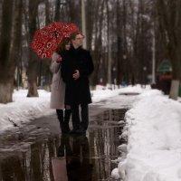 Весна :: Евгения Попова