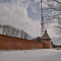 Башня Веселуха :: Ангелина Кочкурова