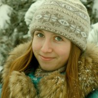 Зима :: Ольга Савотина
