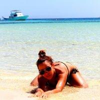 Пляж :: Tatiana Borshcheva