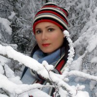 Зимняя сказака... :: Евгения Красова