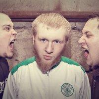 фотографии с репетиции группы Scum Pit :: Валентин Платунов
