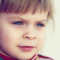 Детский портрет :: Вероника Шапурма