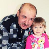 Семейный портрет :: Вероника Шапурма
