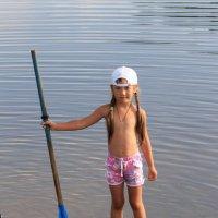 в плаванье))) :: Зоя Хаирова