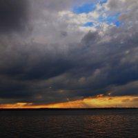 закат на БУГЕ :: Юрий Ян