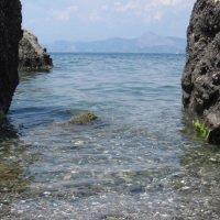 Море и скалы :: Маера Урусова