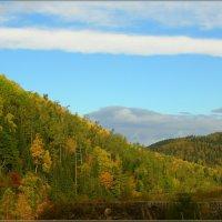 Осень в горах :: galina tihonova