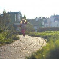 Утреннее счастье :: Наташа Борцайкина