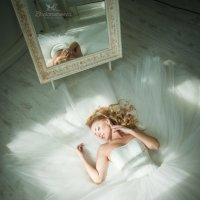 Портрет невесты :: Ольга Шеломенцева
