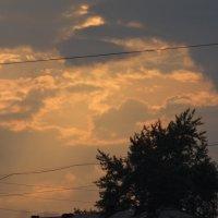 Закат на Прикамской земле :: Андрей Бабушкин