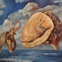 Картина Александра Павлова (Великие Луки) :: Владимир Павлов