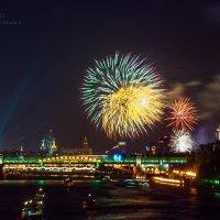 Салют :: Виктория Андреева