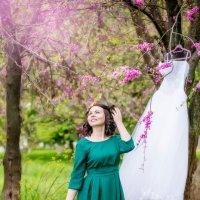 Утро невесты :: Екатерина Куница