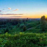 Пейзаж :: Сергей Щеглов