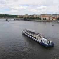 р. Влтава ( Прага) :: Яна Чепик