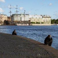На набережной :: Valerii Ivanov